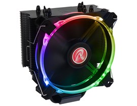 Raijintek LETO Slim 120mm CPU Cooler with RGB LED