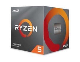 AMD Ryzen 5 3600X 3.8GHz Hexa Core CPU