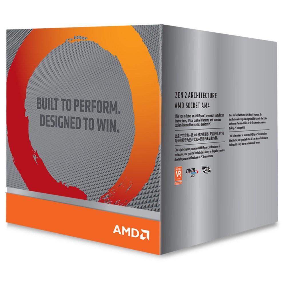 AMD Ryzen 9 3900X 3 8GHz Dodeca Core AM4 CPU