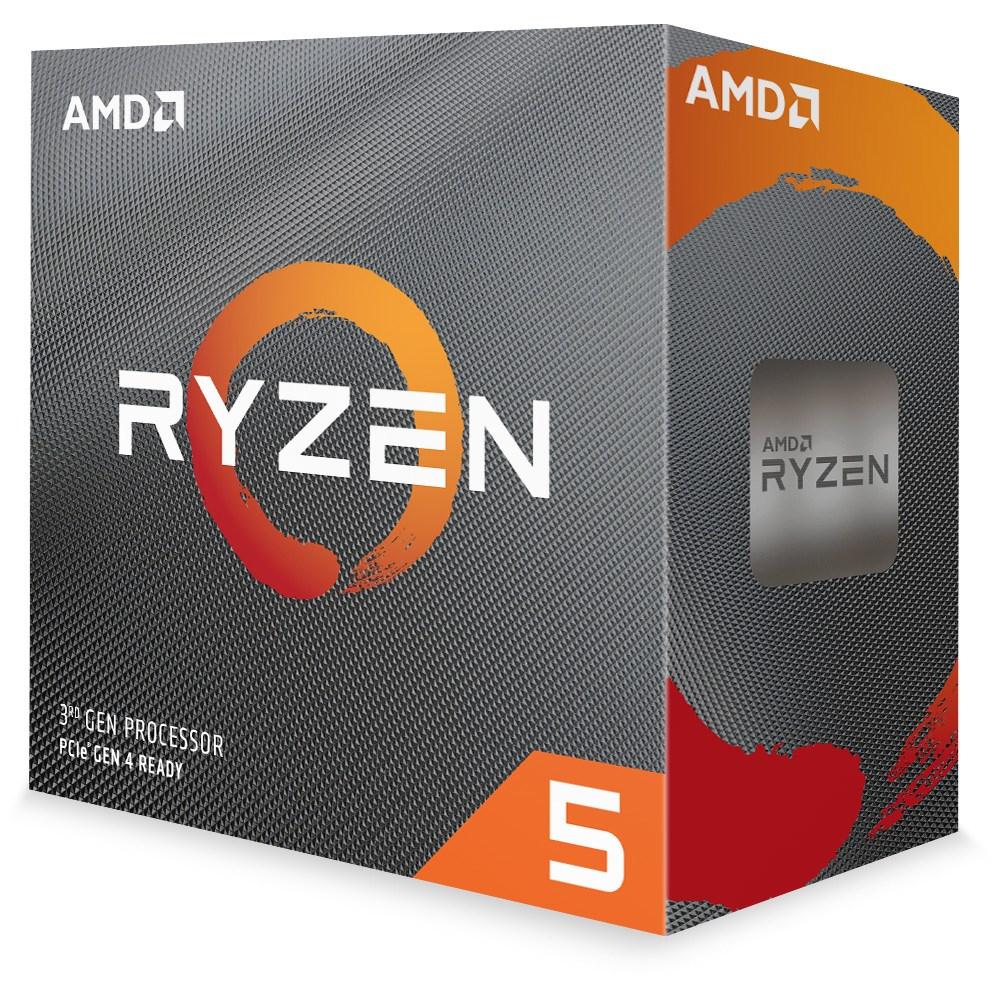 AMD Ryzen 5 3600 3 6GHz Hexa Core AM4 CPU