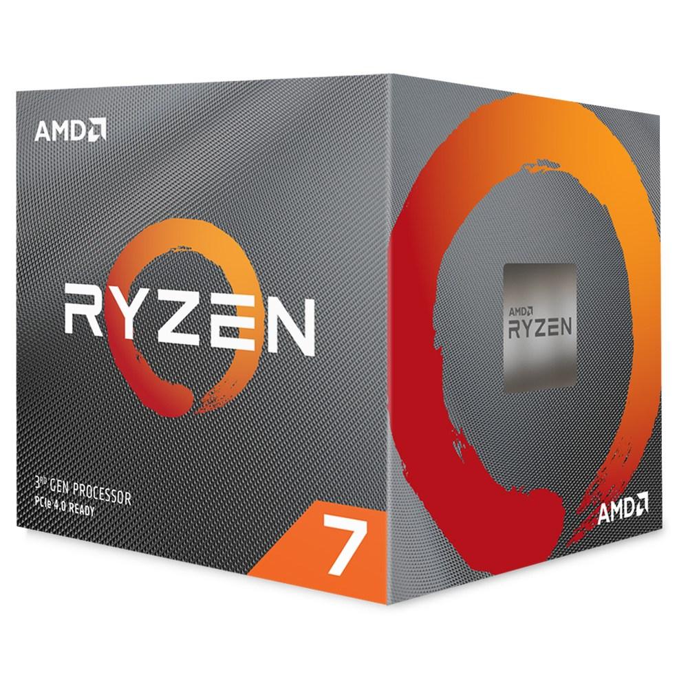 AMD Ryzen 7 3700X 3 6GHz Octa Core AM4 CPU