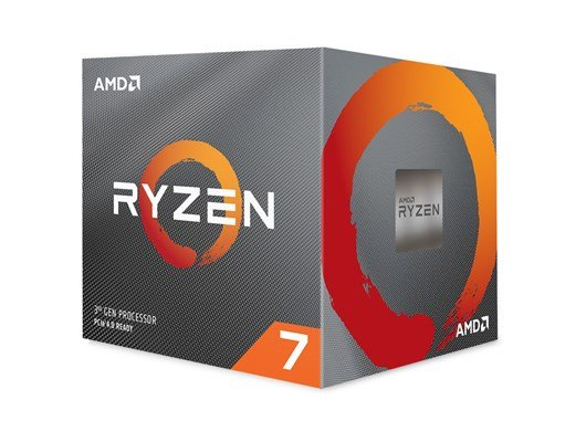 AMD Ryzen 7 3800X 3.9GHz 8 Core (Socket AM4) CPU