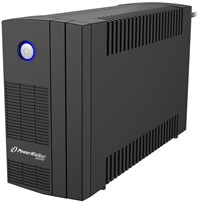 PowerWalker Basic VI 650 SB Series UPS (UK) - 360W