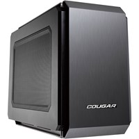 Cougar QBX ITX Case - Black USB 3.0