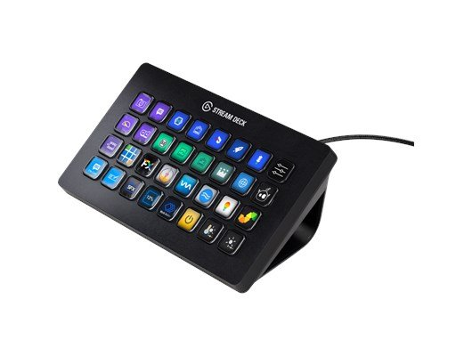 Elgato Stream Deck XL with 32 Customisable Keys