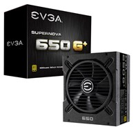 EVGA SuperNOVA 650 G1+ 650W Modular Power Supply 80 Plus Gold
