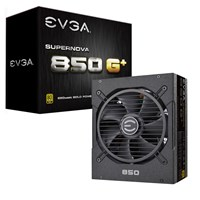EVGA SuperNOVA 850 G1+ 850W Modular Power Supply 80 Plus Gold
