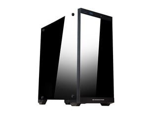 Xigmatek Scorpio Mid Tower Micro ATX Case (Black)
