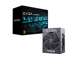 EVGA SuperNOVA 450 GM 450W Modular 80+ Gold PSU