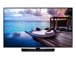 "Samsung HJ690U 49"" Ultra HD Smart LED Hospitality Display (Black)"
