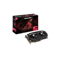 PowerColor Radeon RX 580 8GB Red Dragon Graphics Card