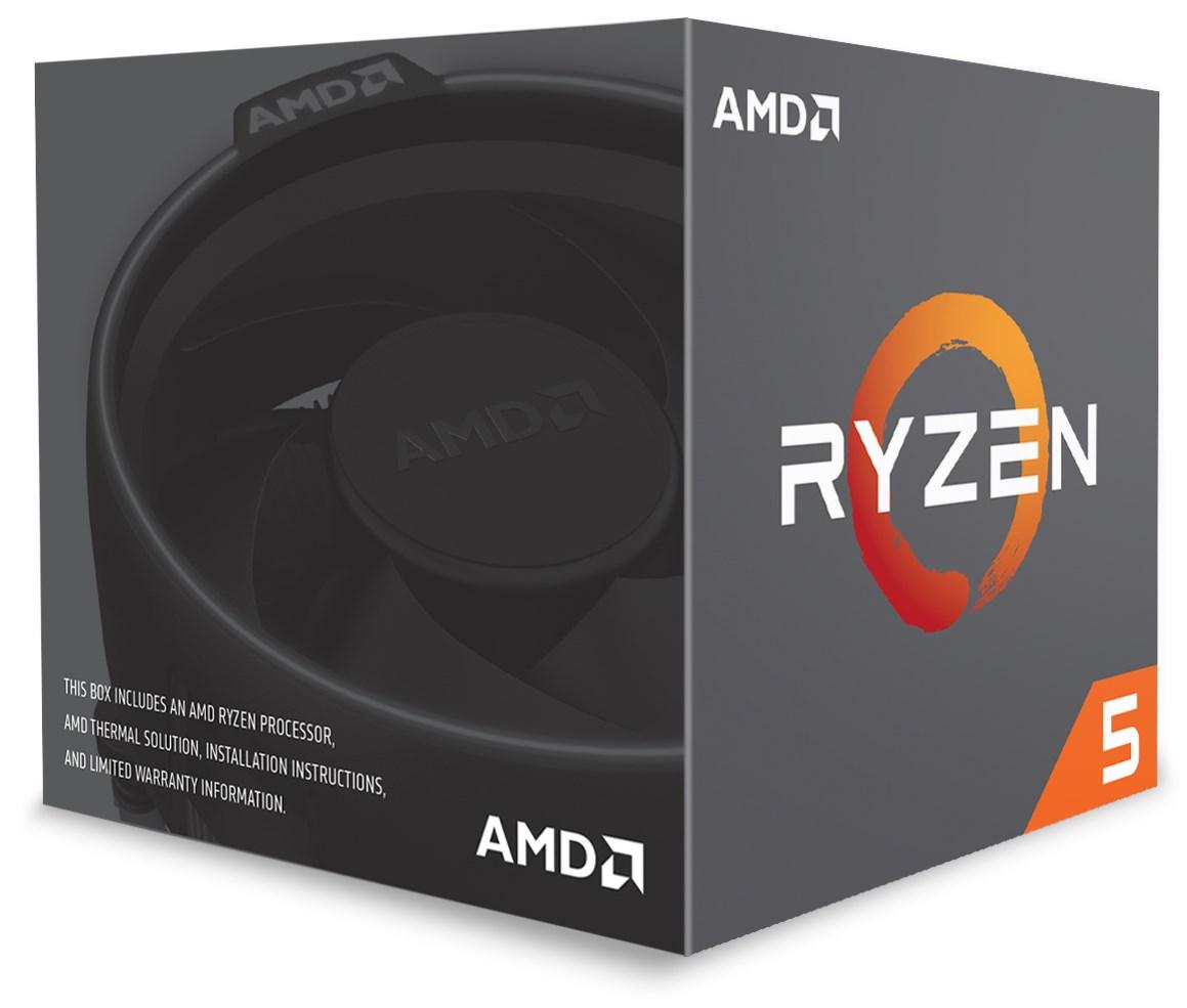 AMD Ryzen 5 2600 3 4GHz Hexa Core AM4 CPU