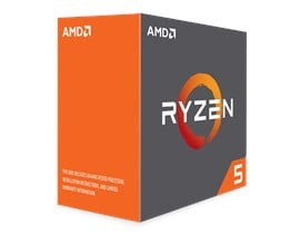 AMD Ryzen 5 1600X 3.6GHz Hexa Core CPU