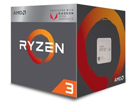 AMD Ryzen 3 2200G 3.5GHz 4 Core (Socket AM4) CPU