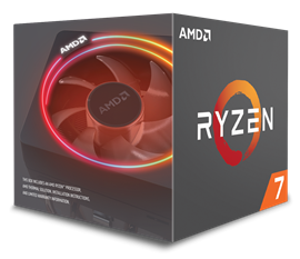 AMD Ryzen 7 2700X 3.7GHz Octa Core (Socket AM4)