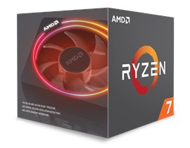 AMD Ryzen 7 2700X 3.7GHz 8 Core (Socket AM4) CPU