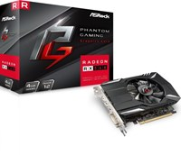 ASRock Radeon RX 560 4GB Boost Graphics Card