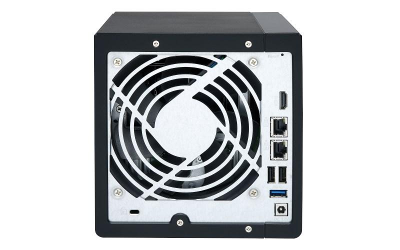 Qnap TS-451+ 4-Bay Desktop NAS Enclosure