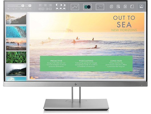"HP EliteDisplay E233 23"" Full HD IPS Monitor"
