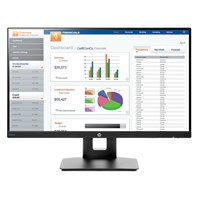 HP VH240a 23.8 inch LED IPS Monitor - Full HD, 5ms, Speakers, HDMI