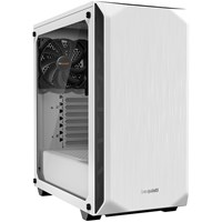 Be Quiet! Pure Base 500 Window Mid Tower Gaming Case - White