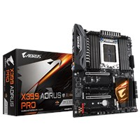 Gigabyte X399 AORUS PRO ATX Motherboard for AMD TR4 CPUs