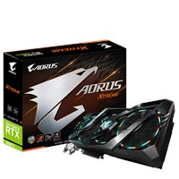 Gigabyte GeForce RTX 2080 Ti 11GB Aorus Extreme Boost Graphics Card