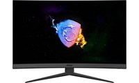 MSI Optix G27C6 27 inch 1ms Gaming Curved Monitor - Full HD, 1ms