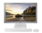 "LG Chromebase 22CV241 21.5"" All-in-One PC (White)"