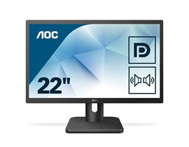 "AOC 22E1Q 21.5"" Full HD LED Monitor"