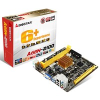 Biostar A68N-2100 ITX Motherboard for AMD FT3 CPUs