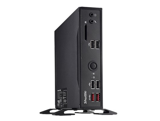 Shuttle DS10U5 Slim PC Barebone with Intel Core i5-8265U Processor