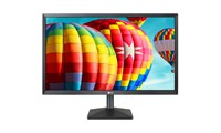 LG 24MK430H 23.8 inch LED IPS Monitor - Full HD 1080p, 5ms, HDMI