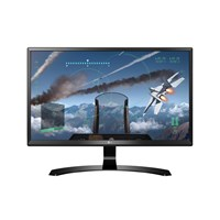 LG 24UD58 24 inch LED IPS Monitor - 3840 x 2160, 5ms Response, HDMI