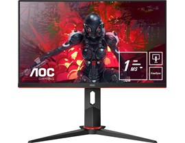 "AOC 24G2U5/BK 23.8"" Full HD IPS 75Hz LED Monitor"