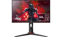 AOC 24G2U/BK 23.8 inch LED IPS 144Hz 1ms Gaming Monitor - Full HD