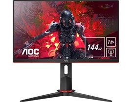 "AOC 24G2U/BK 23.8"" Full HD IPS 144Hz LED Monitor"