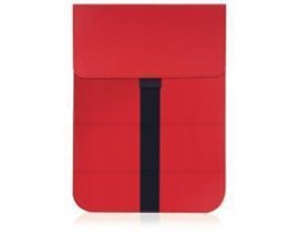 "9"" Tablet Slim Sleeve    Red Stack Wrapper"