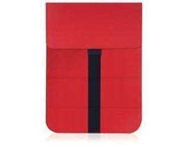 "9.7"" - 10.1"" Tablet Slim Sleeve Red Stacj Wrapper"