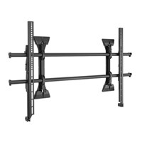 X-Large Fusion Micro-Adjustable Fixed Wall Display Mount