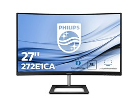 "Philips E Line 272E1CA 27"" Full HD Curved Monitor"