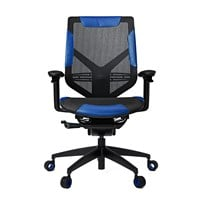 Vertagear Gaming Series Triigger Line 275 Gaming Chair Black/Blue Edition