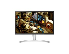 "LG 27UL550-W 27"" 4K Ultra HD IPS Monitor"