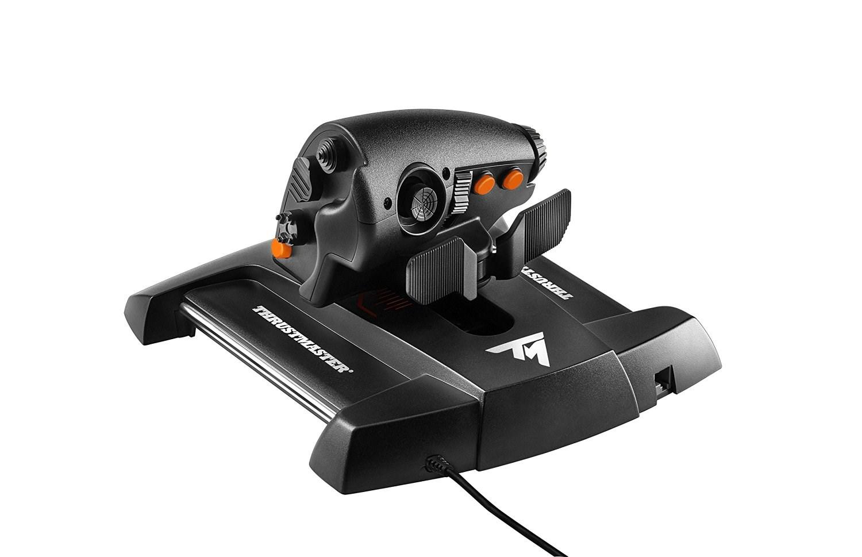 Thrustmaster TWCS Gaming Joystick/Throttle (Black)