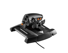 Thrustmaster TWCS Gaming Joystick/Throttle (Black)
