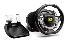 Thrustmaster TX Ferrari F458 Italia Edition Racing Wheel and Pedals for PC and XBox One