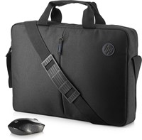 HP Topload Case and Wireless Mouse Kit