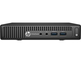 HP EliteDesk 705 G3 SFF PC, AMD A10, 8GB, 500GB