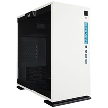 Inwin 301 Midi Tower White Case