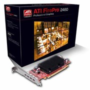 Sapphire AMD FirePro 2460 512MB Passive Graphics Card